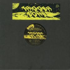 "The Hacker & Jensen Interceptor - Trigger Zone - 12"" Vinyl"
