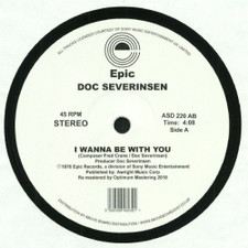 "Doc Severinsen - I Wanna Be With You (DJ Harvey Edit) - 12"" Vinyl"