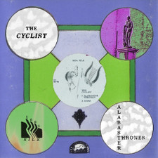 "The Cyclist - Alabaster Thrones - 12"" Vinyl"