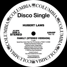 "Hubert Laws - Family - 12"" Vinyl"