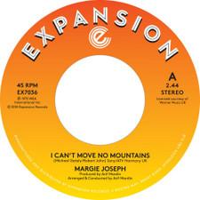 "Margie Joseph - I Can't Move No Mountain - 7"" Vinyl"