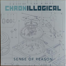 """Sense Of Reason / Texas Scratch League - Chronillogical - 10"""" Vinyl"""