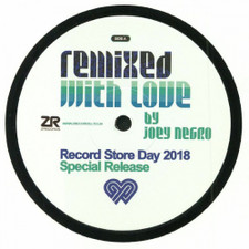 "Joey Negro - Remixed With Love RSD 2018 - 12"" Vinyl"