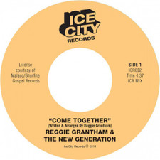 "Reggie Grantham & The New Generation - Come Together - 7"" Vinyl"