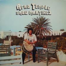 Sabu Martinez - Afro Temple - LP Vinyl