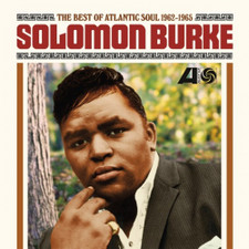 Solomon Burke - The Best Of Atlantic Soul - LP Vinyl