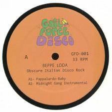 """Beppe Loda - Obscure Italian Disco Rock - 12"""" Vinyl"""