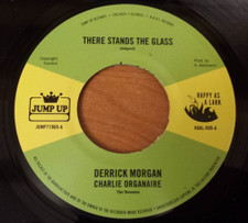 """Derrick Morgan - There Stands The Glass - 7"""" Vinyl"""