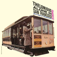 Thelonious Monk - Thelonious Alone In San Francisco (2018 reissue) - LP Vinyl