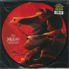 Various Artists - Songs From Mulan - LP Picture Disc Vinyl