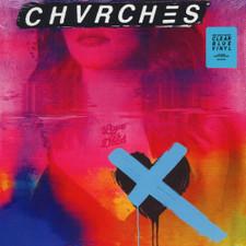 Chvrches - Love Is Dead - LP Colored Vinyl