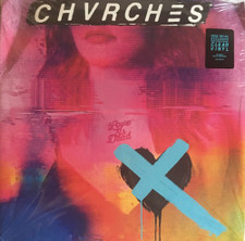 Chvrches - Love Is Dead - LP Clear Vinyl