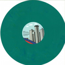 "Omar S - The Lost Albatross - 12"" Colored Vinyl"