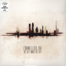 L'Orange & Stik Figa - The City Under The City - LP Vinyl