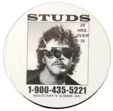 """Various Artists - STUDS 001 - 12"""" Vinyl"""