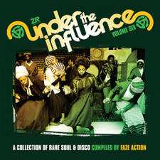 Faze Action - Under The Influence Vol. 6 - 2x LP Vinyl