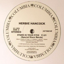 "Herbie Hancock - Stars In Your Eyes / Saturday Night - 12"" Vinyl"