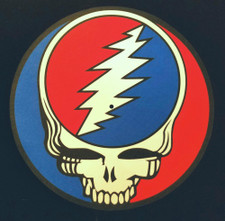 The Grateful Dead - Steal Your Face - Single Slipmat
