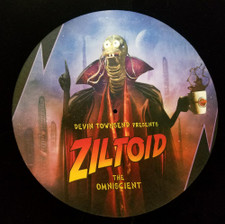 Devin Townsend - Ziltoid The Omniscent - Single Slipmat
