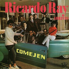 Ricardo Ray - Arrives - LP Vinyl