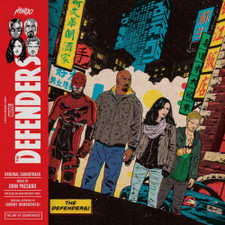 John Paesano - Marvel's The Defenders Original Soundtrack - 2x LP Vinyl