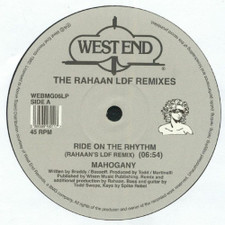 "Various Artists - The Rahaan LDF Remixes - 2x 12"" Vinyl"