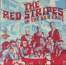 The Red Stripes - In The Ska East - LP Vinyl