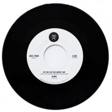 "Aura - Let Me Say Dis About Dat - 7"" Vinyl"