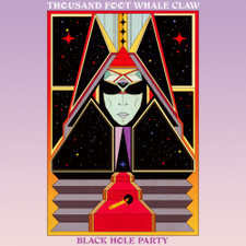 Thousand Foot Whale Claw - Black Hole Party - LP Vinyl