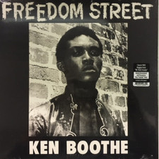 Ken Boothe - Freedom Street - LP Colored Vinyl