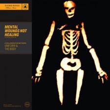 Uniform / The Body - Mental Wounds Not Healing - LP Clear Vinyl