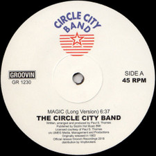 "The Circle City Band - Magic - 12"" Vinyl"