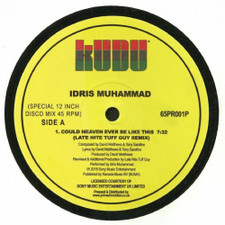 "Idris Muhammad - Could Heaven Ever Be Like This (Late Nite Tuff Guy Remix) - 12"" Vinyl"
