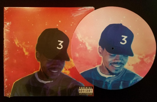 510 Chance The Rapper Coloring Book Release Date HD
