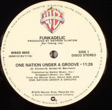 "Funkadelic - One Nation Under a Groove - 12"" Vinyl"