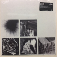 "Nine Inch Nails - Bad Witch - 12"" Vinyl"