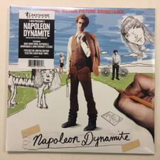 Various Artists - Napoleon Dynamite (Original Motion Picture Soundtrack) - 2x LP Colored Vinyl