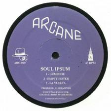 "Soul Ipsum - Courtesy Loner - 12"" Vinyl"