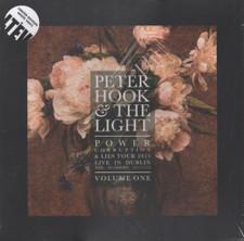 Peter Hook & The Light - Power, Corruption & Lies Tour 2013 Live In Dublin Vol. 1 - LP Colored Vinyl