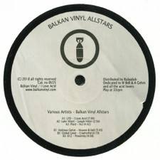 "Various Artists - Balkan Vinyl Allstars - 12"" Vinyl"