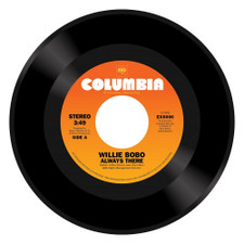 "Willie Bobo - Always There / Comin' Over Me - 7"" Vinyl"