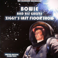 David Bowie & His Guests - Ziggy's Last Floor Show - LP Vinyl