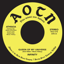 "Infinity - Queen Of My Universe - 7"" Vinyl"