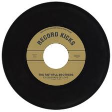 "Faithful Brothers - Crossroads Of Love - 7"" Vinyl"