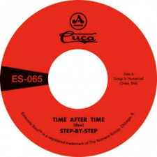 "Step-By-Step - Time After Time / She's Gone - 7"" Vinyl"