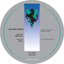 "Benjamin Damage - Malfunction - 12"" Vinyl"