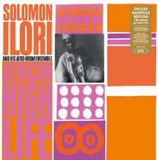 Solomon Ilori & His Afro-Drum Ensemble - African High Life - LP Vinyl