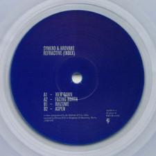 "Synkro & Arovane - Refractive (Index) - 12"" Vinyl"