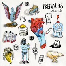Prefuse 73 - Sacrifices - 2x LP Vinyl