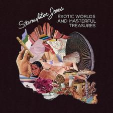 Stimulator Jones - Exotic Worlds & Masterful Treasures - LP Vinyl